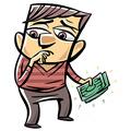 Asenteesi rikkautta kohtaan