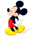 Mitä Disney-hahmoa muistutat?