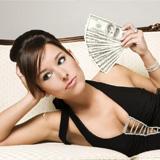 Rakastaako raha sinua?